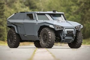 Interesting facts about armored vehicles